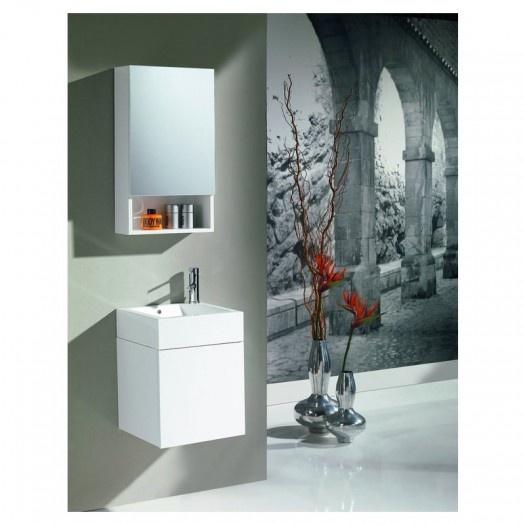 spiegelschrank verschiedene ideen f r die. Black Bedroom Furniture Sets. Home Design Ideas