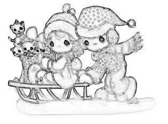 precious moments coloring pages christmas - 329 best images about presious moments on pinterest