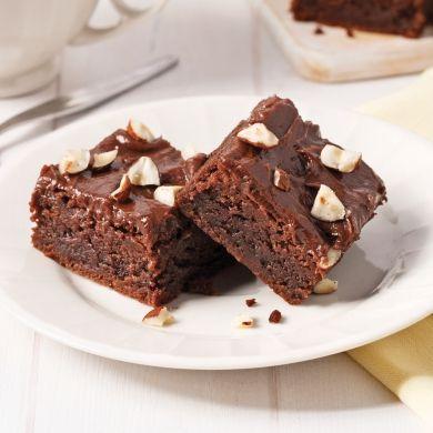 Brownies au Nutella - Recettes - Cuisine et nutrition - Pratico Pratique