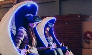 Groupon - Virtual Reality Gaming Sessions for One ($ 29) or Five Players ($119) at Omescape, North Melbourne (Up to $300 Value) in Omescape. Groupon deal price: $29