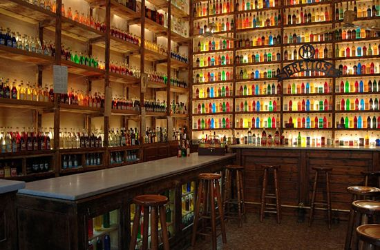 @Elena Kovyrzina Aida @ My Paradissi says:  If you are in Athens, don't neglect to visit Brettos, a century old distillery and bar