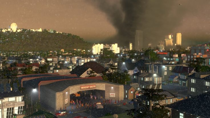 Cities: Skylines - Natural Disasters Game Image 8