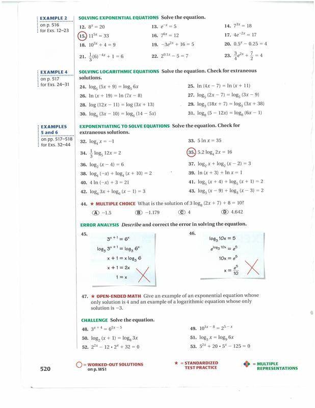 Literal Equations Worksheet Answer Key G S Algebra Ii ...