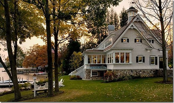 Lighthouse Cove CottageLake Houses, Dreams Home, Lakes House, Lighthouses, Lakes Home, Dreams House, Places, Lakes Cottages, New Hampshire