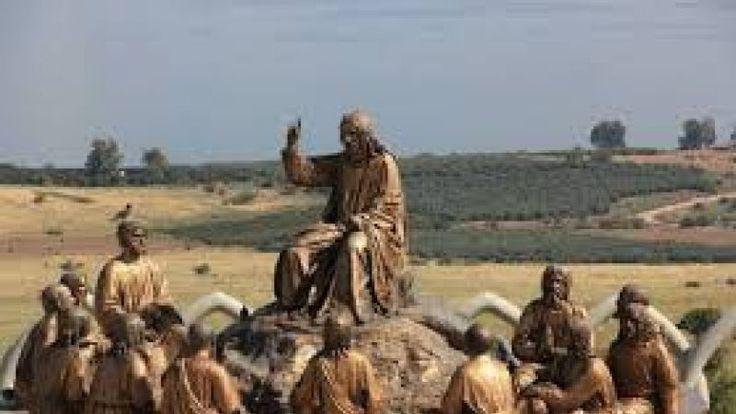 Паломники и туристы, посещающие Израиль, теперь в буквальном смысле слова могут проследовать по местам странствования Иисуса.