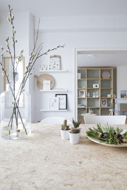 la tazzina blu: Gemma's relaxed home