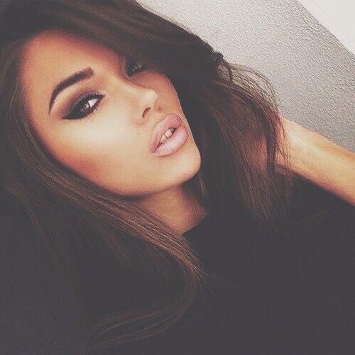 gorgeous #makeup.