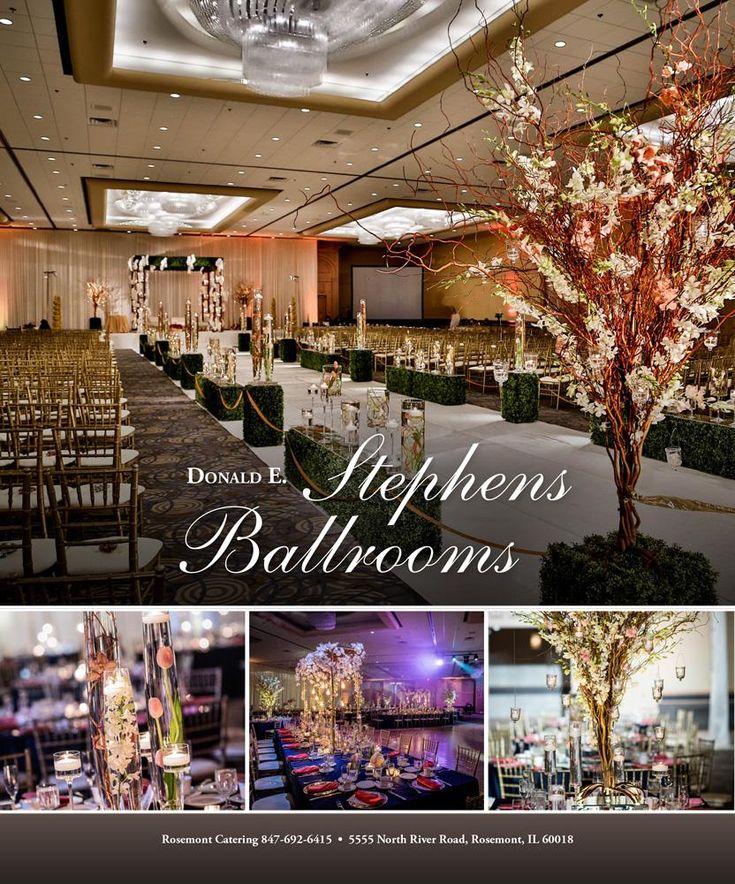 Donald E Stephens Convention Center Chicago Wedding