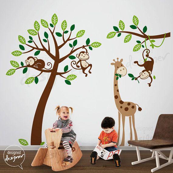 Children Wall Sticker Decal Kids By Designeddesigner 149 00