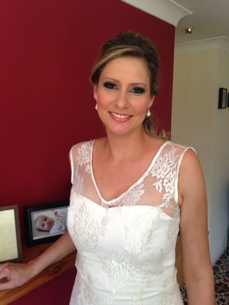 Bride in Ireland by Me
