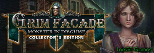 LeeGT-Games: Grim Facade 7: Monster In Disguise Collector's Edi...