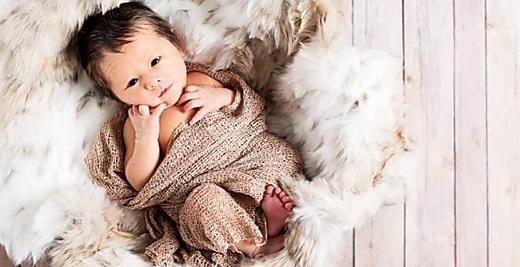 Te van a encantar estos 17 nombres hebreos para bebés y sus significados