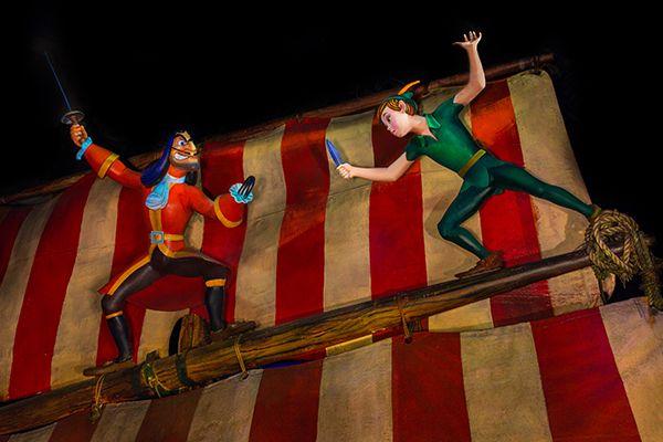Peter Pan's Flight |