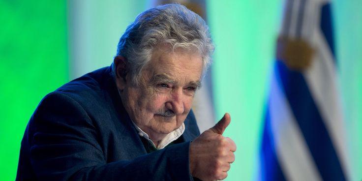 Pepe Mujica: presidente do Uruguai palestrará em Porto Alegre #pepemujica #josemujica #mujica #poa #portoalegre #ufrgs #uruguai #brasil #palestra #FFCultural #FFCulturalRH