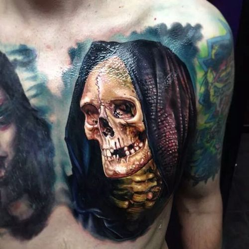 131 Best Hyperrealistic Tattoos Images On Pinterest