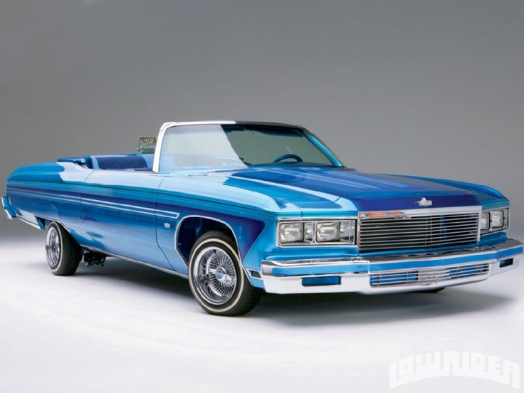 Mac's Rag (With images) Lowrider cars, Caprice classic