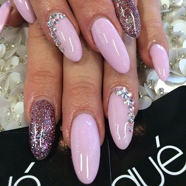 Super-glamorous-nails! <3 |  www.cliphair.co.uk
