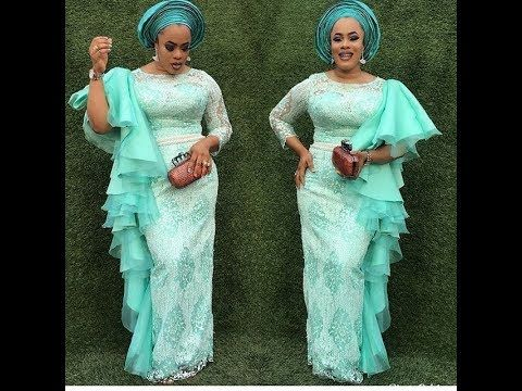 #African #Aso Ebi #Styles : Beautiful #Fashion Styles for #Ladies