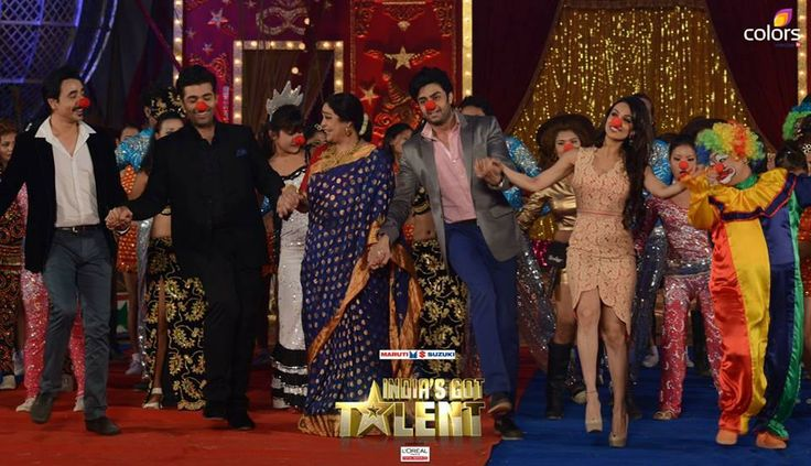 India's Got Talent is back for its fifth season on Colors. Kirron Kher, Karan Johar, Malaika Arora khan