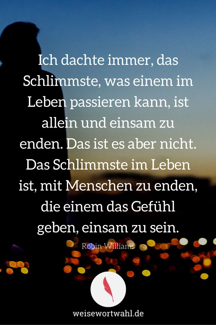 Einsam Sprüche | Bnbnews.co