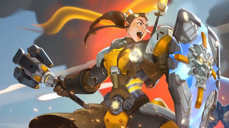 How Does Brigitte Fit Into the Overwatch Meta? - https://techraptor.net/content/brigitte-fit-overwatch-meta | Activision, Blizzard, Brigitte, First Person Shooter, FPS, Overwatch, PC, playstation 4, PS4, Xbox One