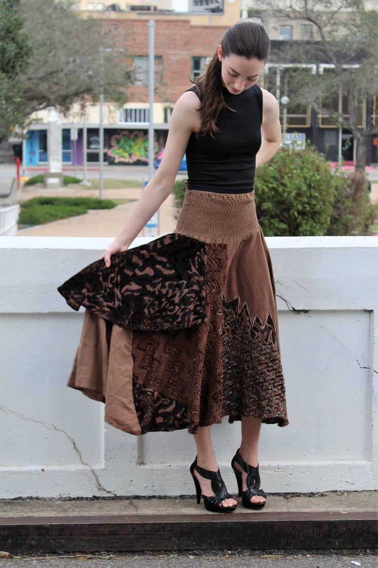 Vintage 70s gypsy skirt from Marilu: Boho Skirt | Vintage Marilu, Small/Medium, Gypsy Skirt, Festival Skirt, Skirt for Gypsy Dancing, Gypsy Festival Skirt Women, 70s Clothing http://etsy.me/2nOv1tw #bohoskirt #vintagemarilu #gypsyskirt #festivalskirt #70sclothing