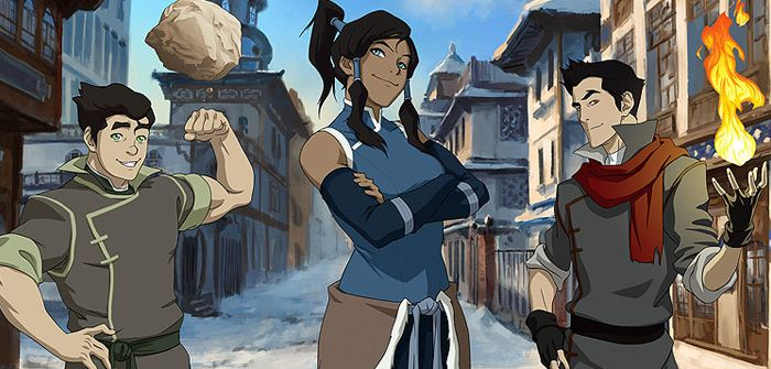 "The Entire ""The Legend Of Korra"" Series Is Available To Stream Online!"
