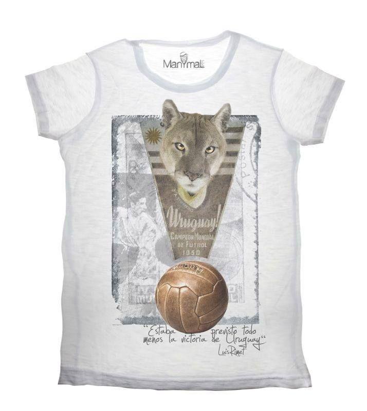 T-shirt Uruguay 1950 world champion Available on www.manymaltshirt.com
