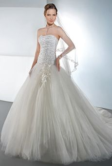 Demetrios - Ilissa   Wedding Dress