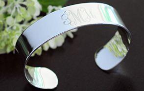 2. Wide Cuff Bracelet
