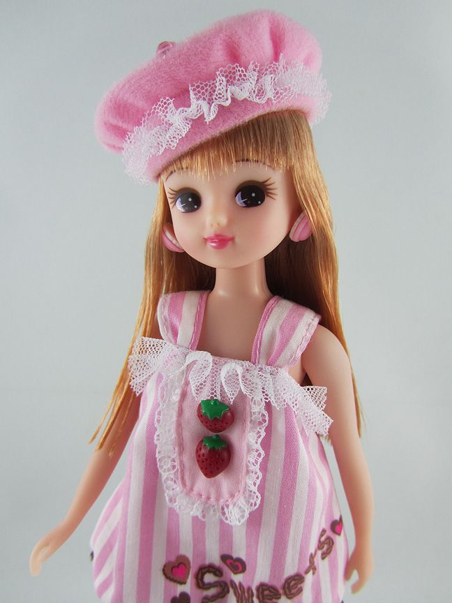 Licca-chan | Doll Epic: Licca Week: Introducing Licca-chan