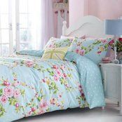 Canterbury Multicoloured Bed Set