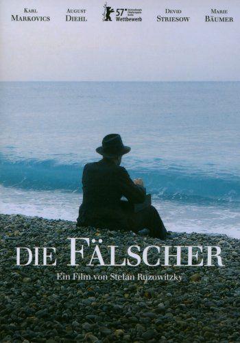 Die Fälscher * IMDb Rating: 7,6 (25.626) * 2007 Austria,Germany * Darsteller: Karl Markovics, August Diehl, Devid Striesow,