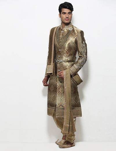 Best groom's sherwani for your special day! Product code - G3-MSH0063