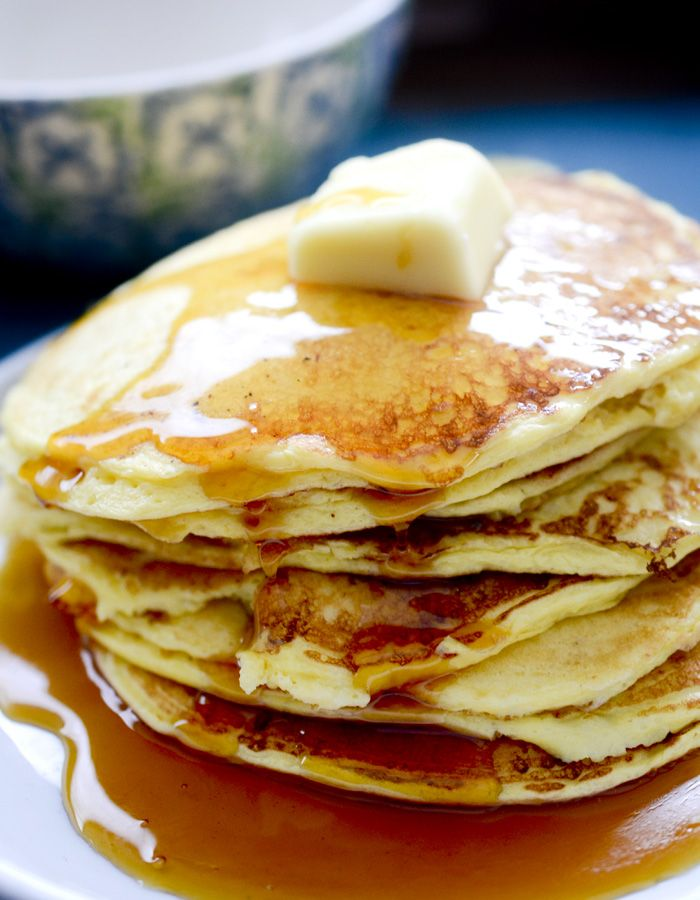 Cottage cheese pancakes 2 smart points per