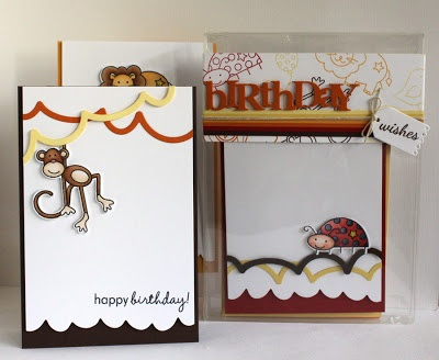 86 best Clean and simple child birthday cards images – Set of Birthday Cards