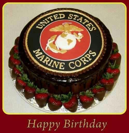 Nov 10. Happy Birthday Marine Corps.