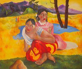 Comò Paul Gauguin
