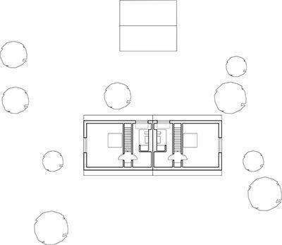 Doppelhaus in Langenargen