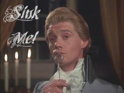 The Scarlet Pimpernel-Sink Me!