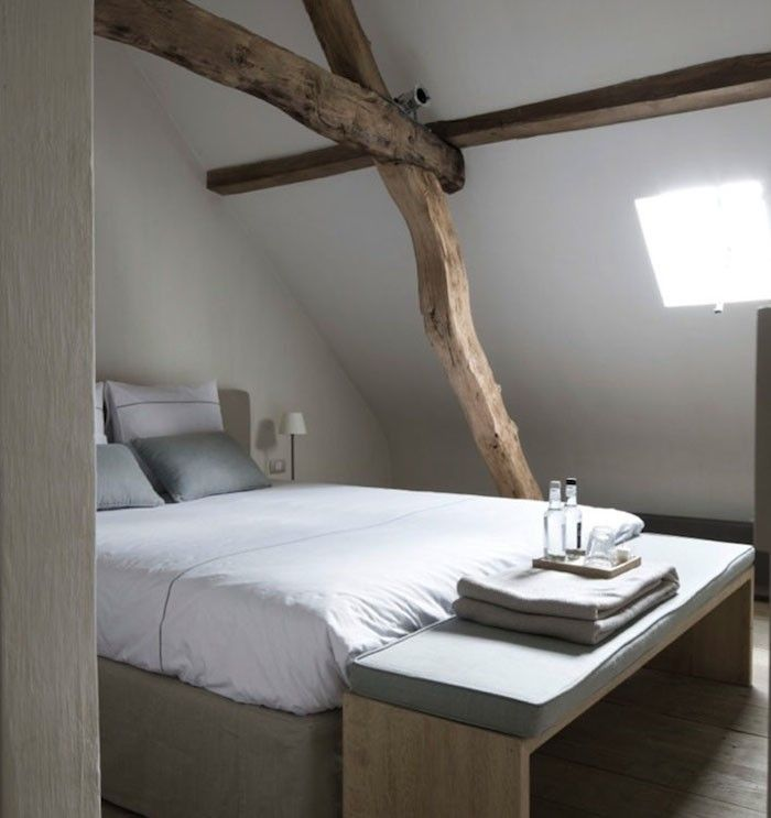 How to limewash interior and exterior. Safer and longer lasting than traditional paint. Beautiful, soft, glowing colors | Remodelista