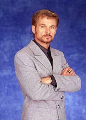 Stefan Cassadine (Stephen Nichols), one of Katherine Bell's fiances.  Check us out at http://generalhospital.about.com