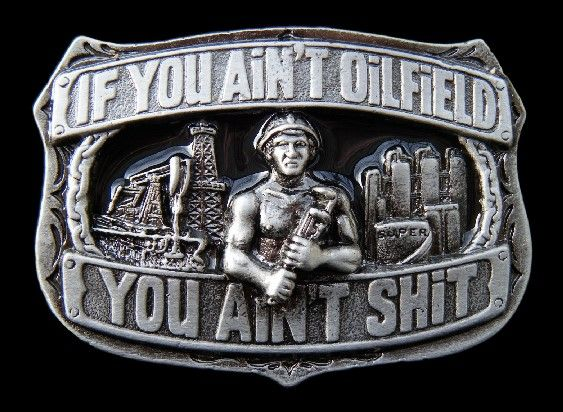 Offshore Oil Gas Well Fields Rotary Drilling Rig Machines Operators Belt Buckle #ifyouaintoilfieldyouaintshit #oil #oilworker #oilfield #oilworkerbuckle #oilworkerbeltbuckle #oilbuckle #oilbeltbuckle #beltbuckle #coolbuckles #oilrig #oilrigbeltbuckle