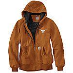 Carhartt® Men's Texas Longhorns Jacket -- rep your ...