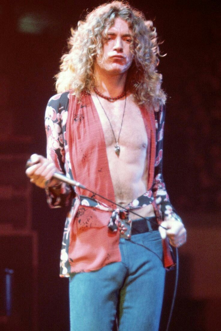Robert Plant Source: Pinterest