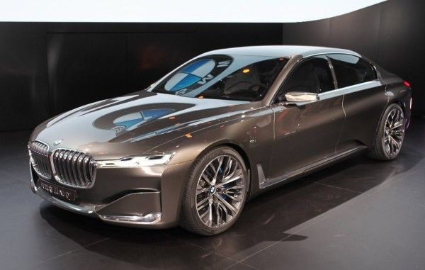 2014 BMW Vision Future Luxury 600x381 2014 BMW Vision Future Luxury Review With Images