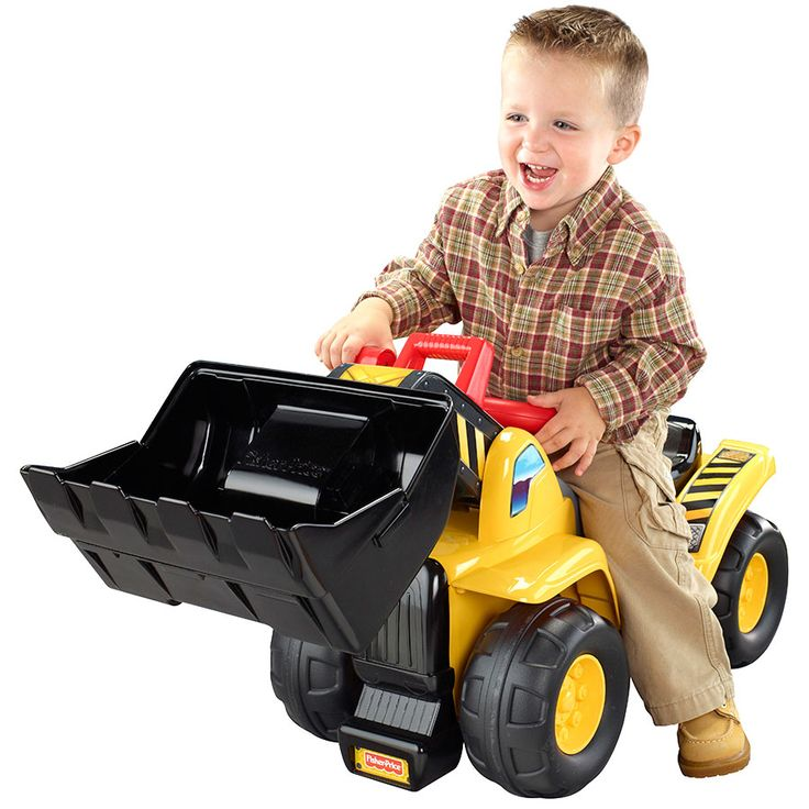 Fisher Price Big Action Load N' Go | Toys R Us Australia $89