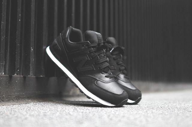 NEW BALANCE 574 (STEALTH)   Sneaker Freaker