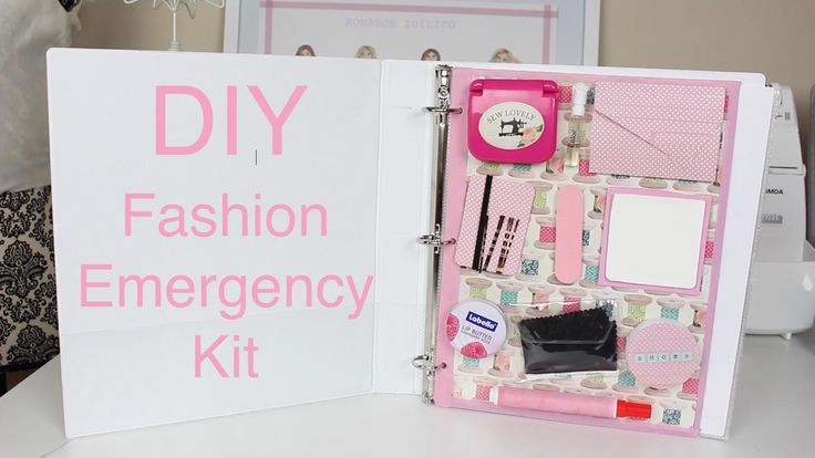DIY REGRESO A CLASES (Fashion Emergency Kit) Fashion-Riot