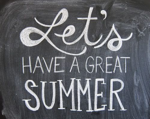 : Pink Summer, Chalkboards, Cant Wait, Quote, Summerlovin, Summer Lovin, Summer Buckets Lists, Summertime, Summer Time